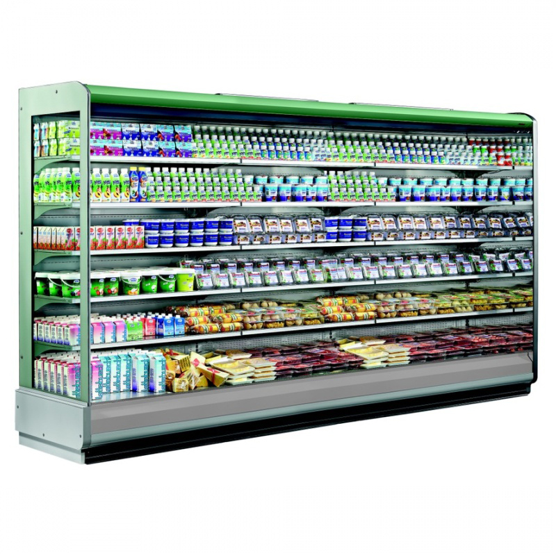Refrigerated Remote Cabinets