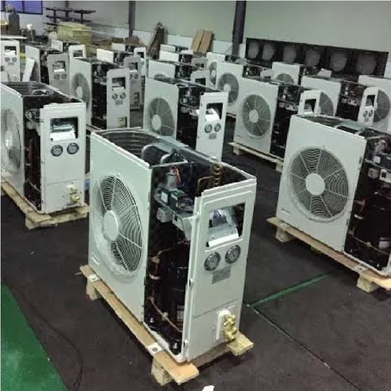 Medium Condensing Unit(-1/+8 Deg C)